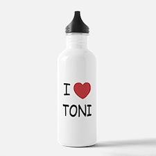 i heart toni Water Bottle