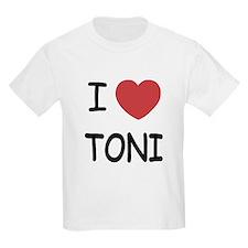 i heart toni T-Shirt