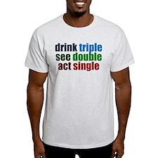Drinking Joke T-Shirt