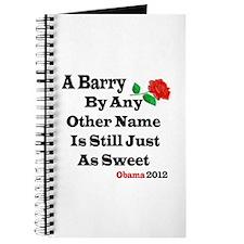 Cute Barry president Journal