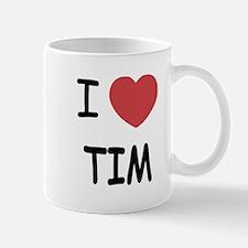 i heart tim Mug