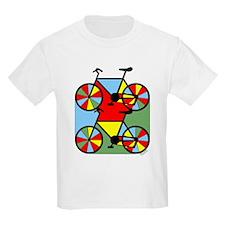 Colorful Bikes T-Shirt