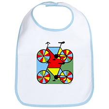 Colorful Bikes Bib