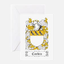 Corbin Greeting Card