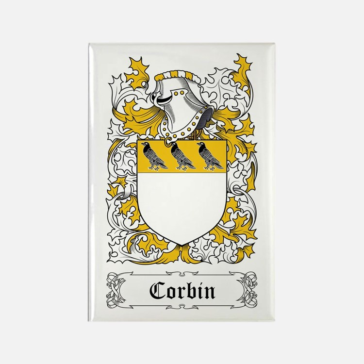 Corbin Rectangle Magnet