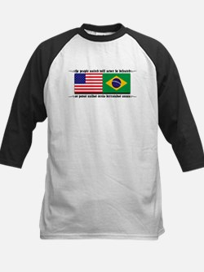 USA - Brazil Tee
