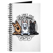 Just One GSD Journal