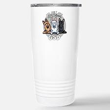 Just One GSD Travel Mug