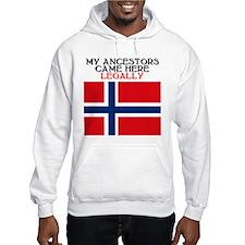 Norwegian Heritage Hoodie