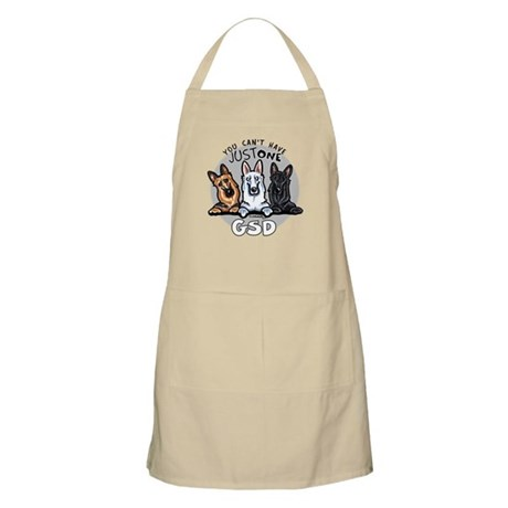 Just One GSD Apron