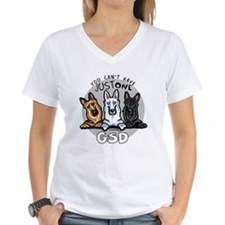 Just One GSD Shirt