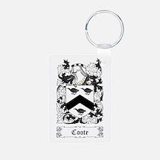 Coote Aluminum Photo Keychain