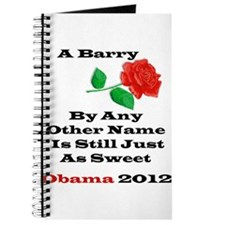 A Barry By Any Other Name Journal
