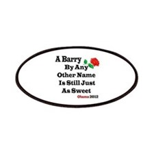 A Barry By Any Other Name Patches