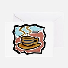 Coffee3 Greeting Cards (Pk of 10)