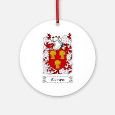 Comyn Ornament (Round)