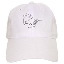 Squiggle Baseball Cap