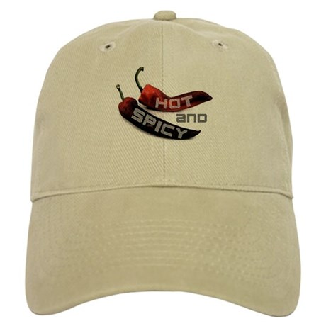 Hot and Spicy Chilies Cap