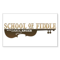 School of Fiddle Decal