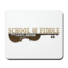 School of Fiddle Mousepad