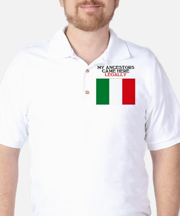 Italian Heritage Golf Shirt