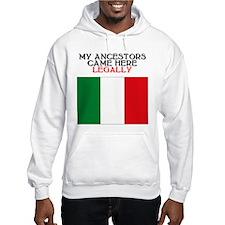 Italian Heritage Hoodie