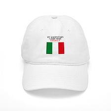 Italian Heritage Baseball Cap