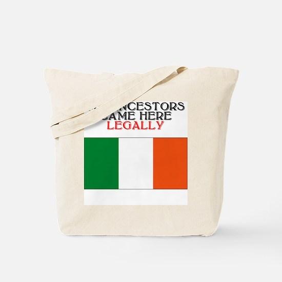 Irish Heritage Tote Bag
