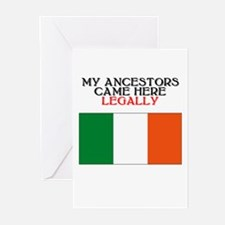 Irish Heritage Greeting Cards (Pk of 10)