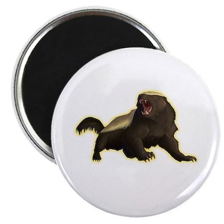 """Honey Badger 2.25"""" Magnet (100 pack)"""