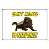 Honey badger Banners