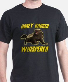 Honey Badger Whisperer T-Shirt