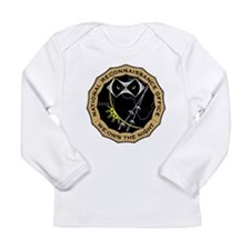 US National Reconnaissance Of Long Sleeve Infant T