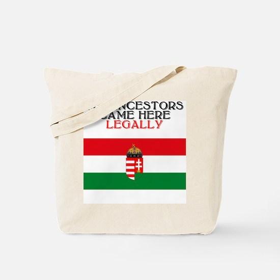 Hungarian Heritage Tote Bag