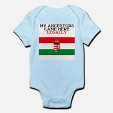Hungarian Heritage Infant Creeper
