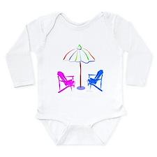 Adirondack Long Sleeve Infant Bodysuit