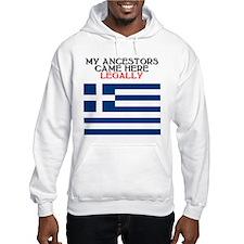 Greek Heritage Hoodie
