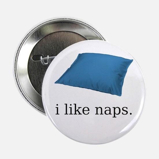 """Funny Naps 2.25"""" Button"""