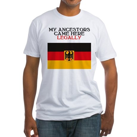 German Heritage Fitted T-Shirt