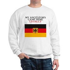 German Heritage Sweatshirt