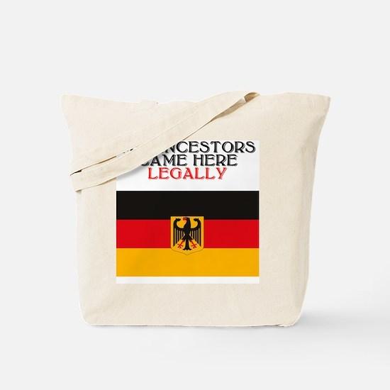 German Heritage Tote Bag