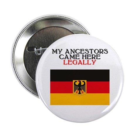 """German Heritage 2.25"""" Button (10 pack)"""