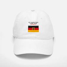 German Heritage Baseball Baseball Cap