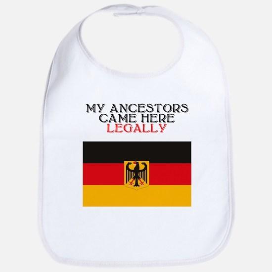 German Heritage Bib