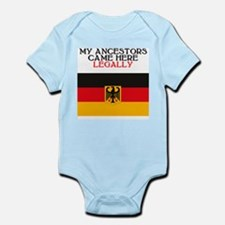 German Heritage Infant Creeper