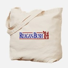 Reagan-Bush 84 Presidential E Tote Bag