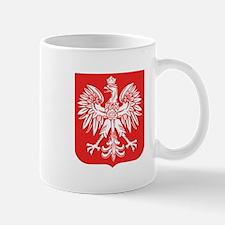 Polish Eagle Emblem Mug