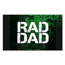 Rad Dad Decal