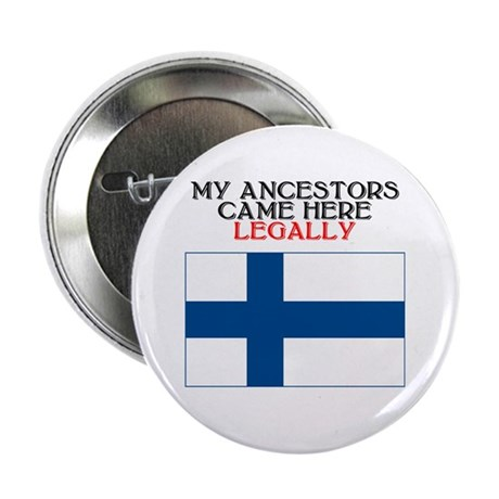 "Finnish Heritage 2.25"" Button (10 pack)"