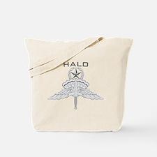 Freefall Jump Master Tote Bag